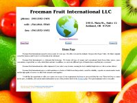 Freeman Fruit International